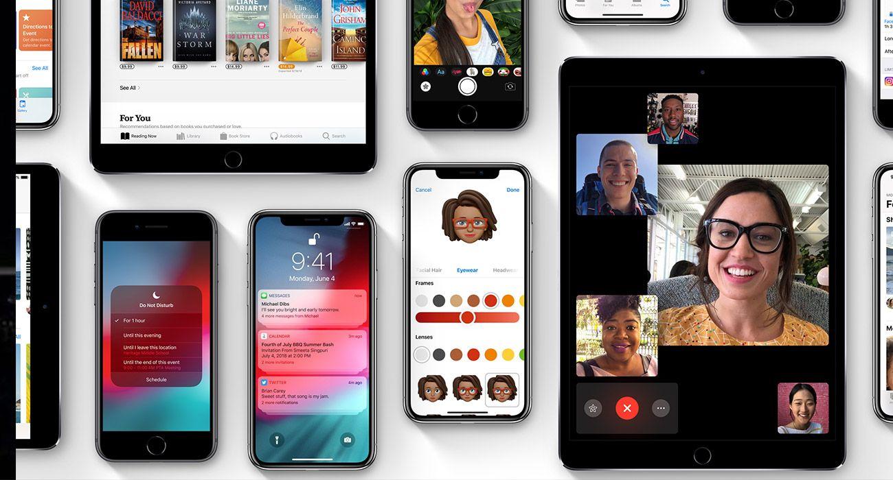 Firma Apple udostępniła aktualizację systemu iOS 12.5