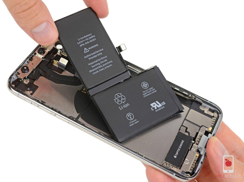 autoryzowany serwis apple szczecin wymiana baterii na oryginalną