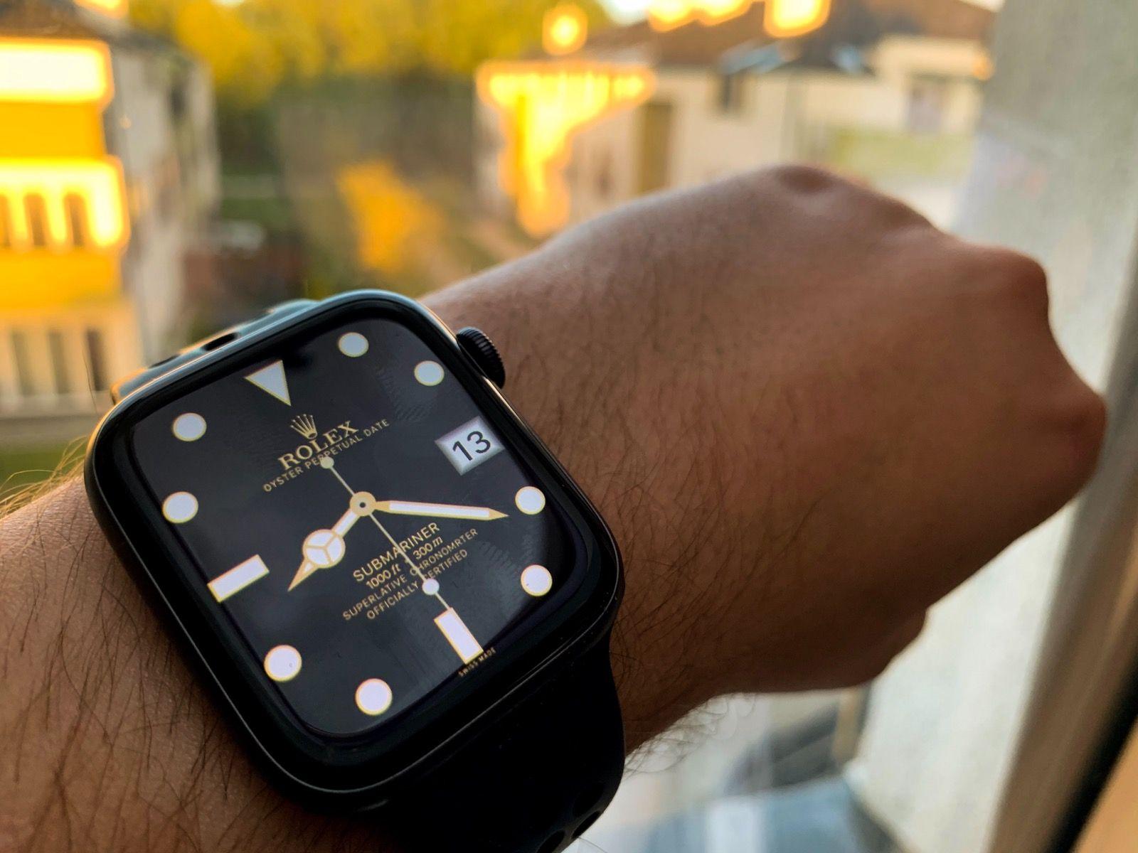 Jak dodać zupełnie nowe tarcze do Apple Watch bez Jailbreak?