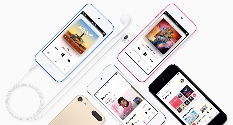 Przemyślenia na temat najnowszego iPoda, czy warto się nim zainteresować?