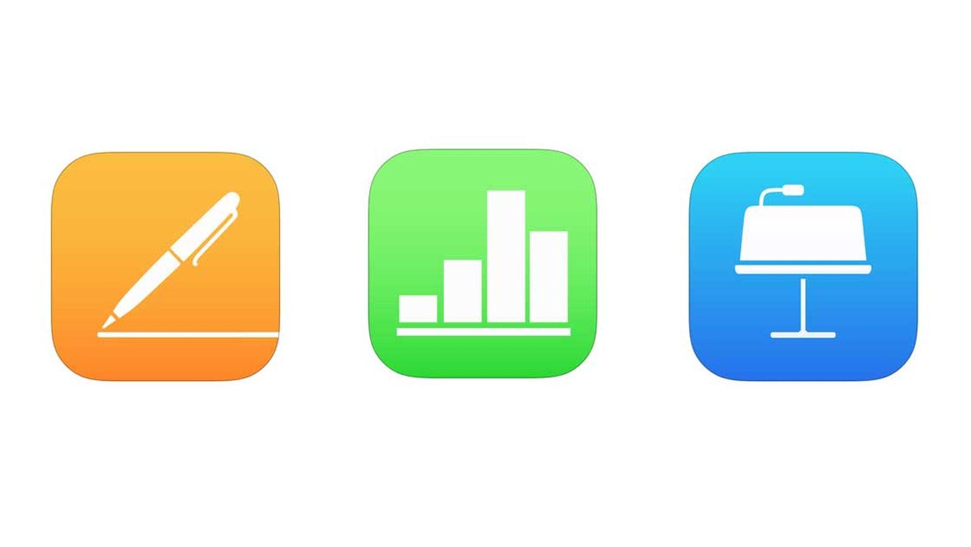 Pakiet iWork dla systemu macOS został zaktualizowany