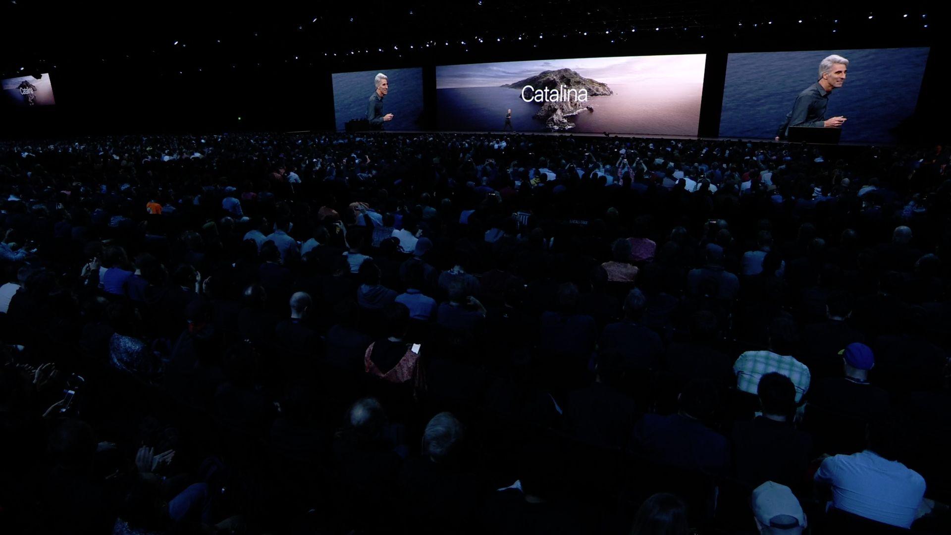 Firma Apple pokazała nowy system macOS 10.15 Catalina