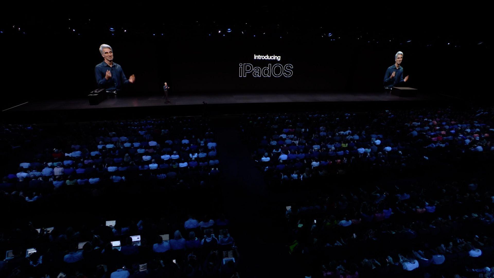 Firma Apple przedstawiła specjalną wersje iOS nazwaną iPadOS