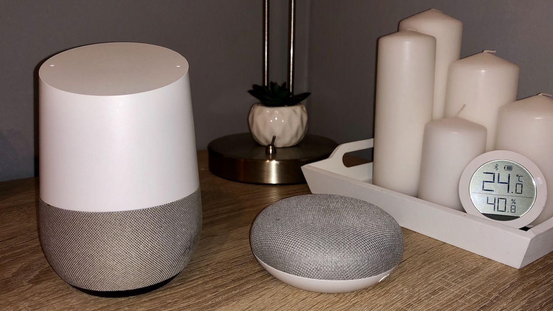 Lepszy duży czy mały? – Recenzja porównawcza Google Home i Google Home Mini.