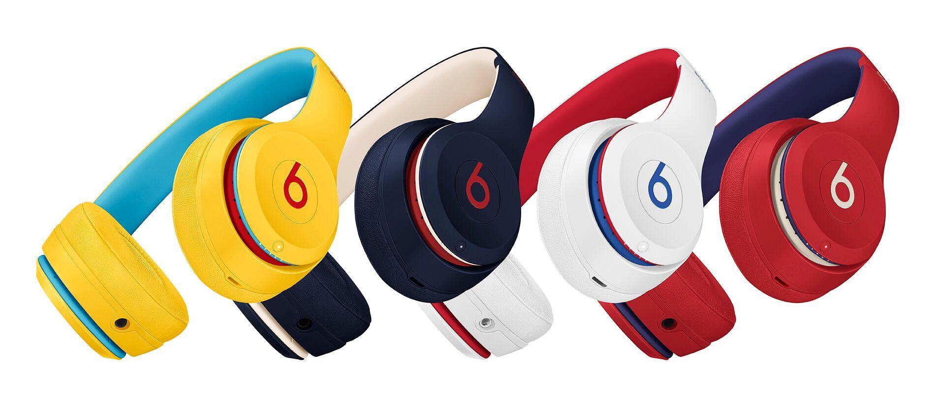 Nowe bezprzewodowe słuchawki Solo3 Beats Club Collection