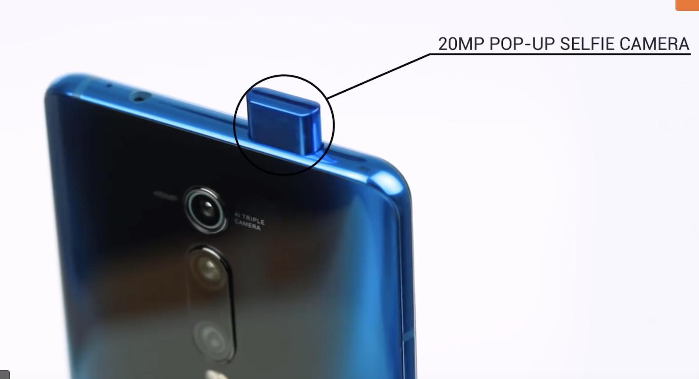 Xiaomi wyśmiewa notche w swoich reklamach.