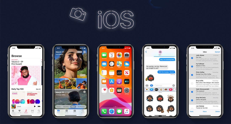iOS 12.3.2 – aktualizacja dla modelu 8 Plus.