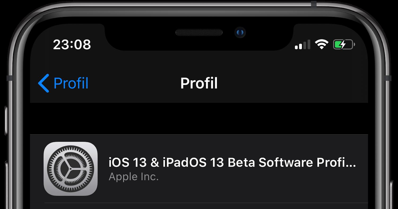 iOS 13 – Jak zainstalować wersję OTA?