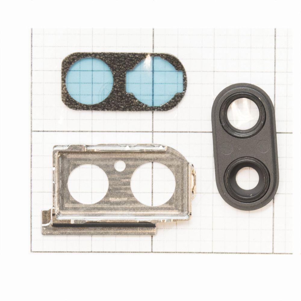 Wymiana szkła szybki aparatu w iPhone (podwójna kamera)