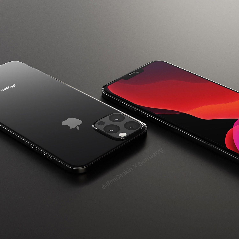 Prawdopodobny wygląd iPhone XI!