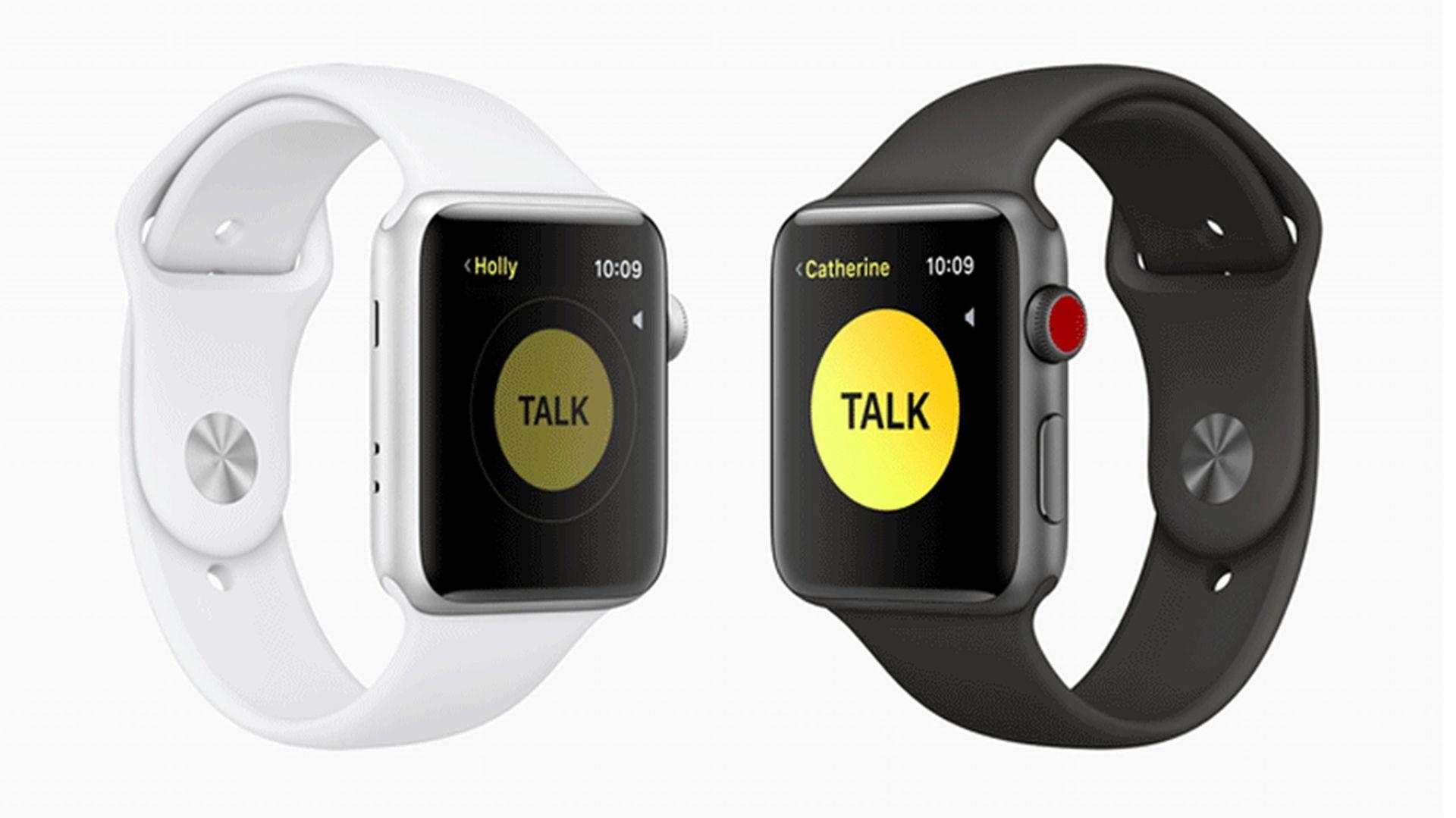 Apple tymczasowo wyłącza aplikację Walkie-Talkie