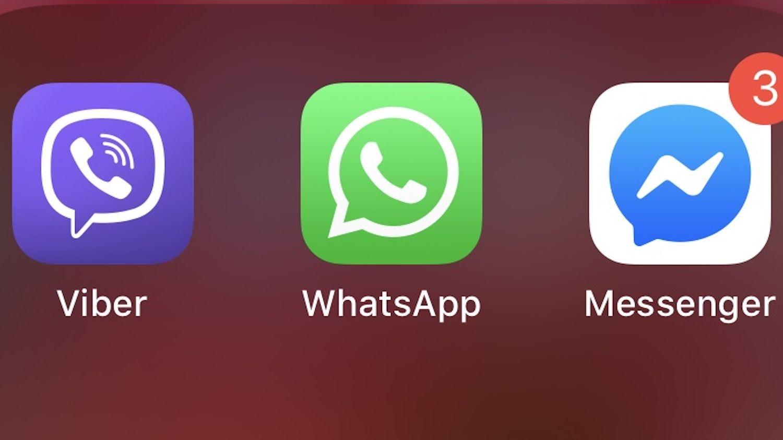 Komunikator na iPhone – recenzja rozwiązań dostępnych w AppStore.
