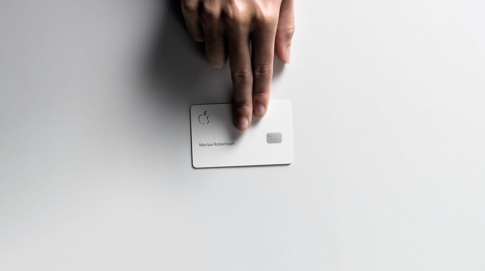 Karta kredytowa Apple Card dostępna już od sierpnia tego roku