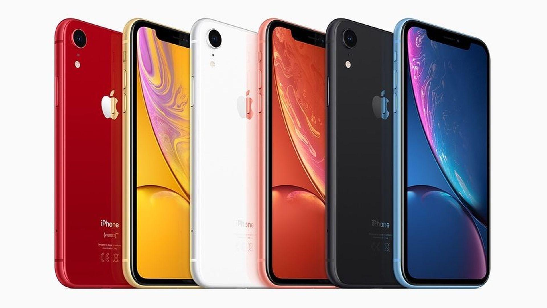 Najlepiej sprzedający się iPhone w drugim kwartale 2019 roku