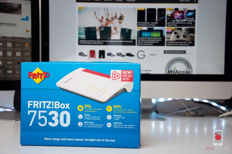 Recenzja Fritz!BOX 7530 – Szybki router z obsługa MESH, DECT i automatyczną sekretarką