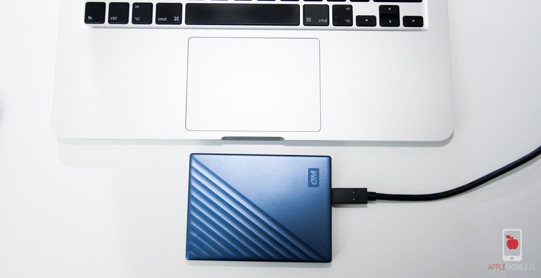 Recenzja WD My Passport Ultra – 2 terabajty miejsca w małym dysku z USB-C