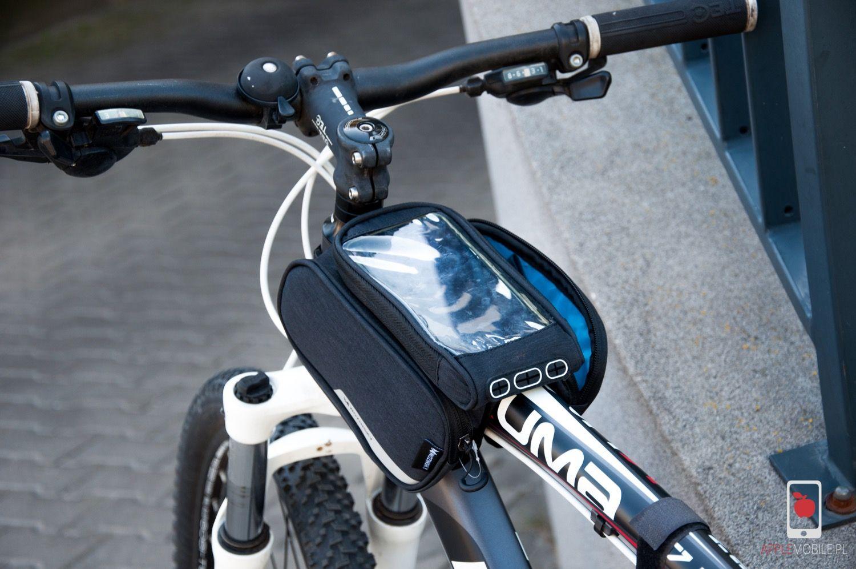 Recenzja WOZINSKY BICYCLE BAG – saszetka na rower na smartfona i inne rzeczy
