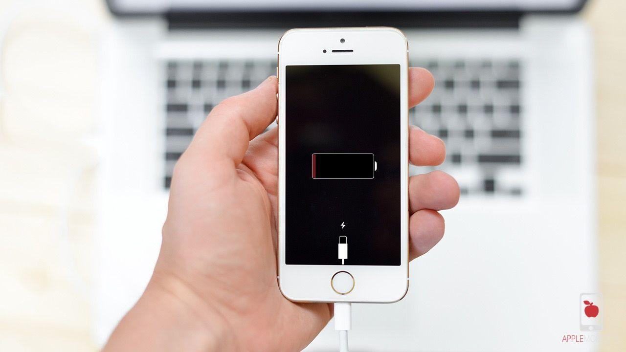 Zużyta bateria w telefonie iPhone może być wymieniona w profesjonalnym serwisie Apple w 20 minut. Zapraszamy do serwisu Applemobile.pl