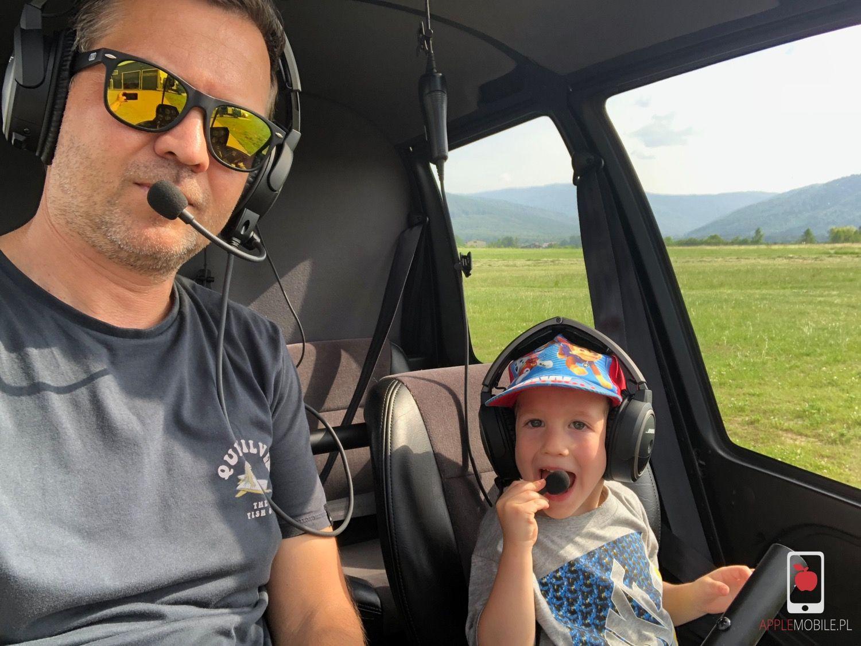 Wysokie loty z iPadem w helikopterze – Rozmawiamy z Łukaszem Starowiczem, byłym reprezentantem Polski w snowboardzie, obecnie współwłaścicielem firmy Helipoland oraz Jadezabiore
