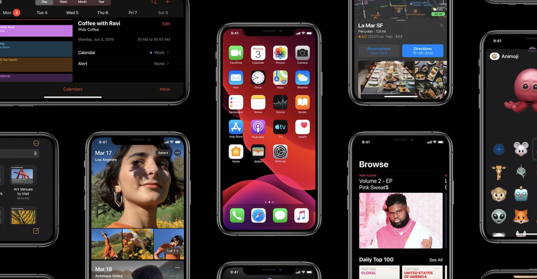 iOS 13 – druga publiczna beta dostępna.