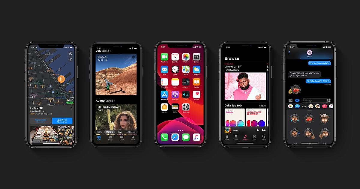 Co nowego w iOS 13? Lista funkcji i wspieranych urządzeń