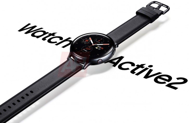 W sieci pojawiło się zdjęcie nowego zegarka od Samsunga!