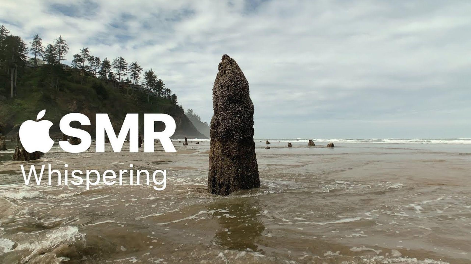 Apple opublikowała nowe filmy ASMR z serii Shot on iPhone