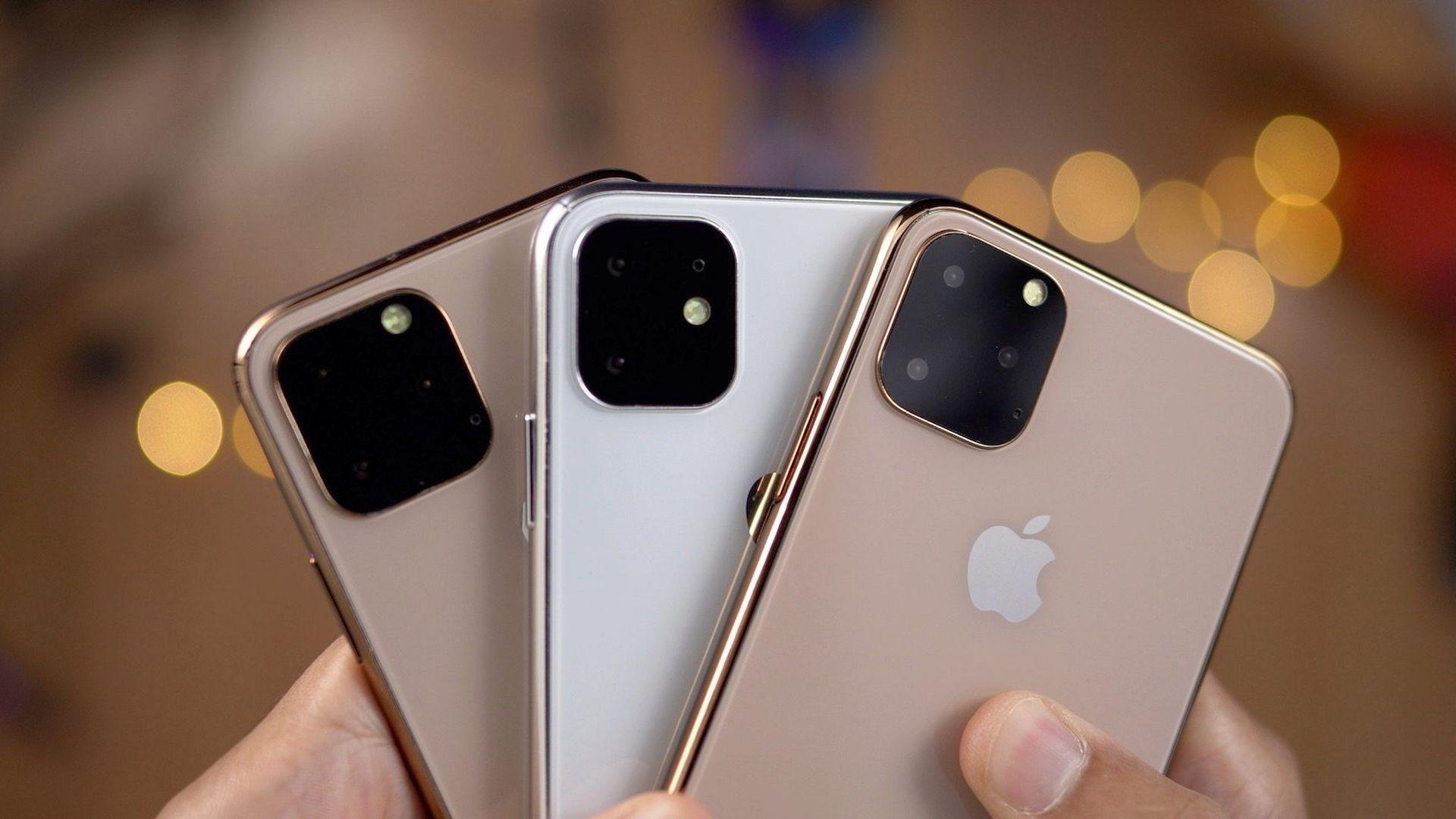 Najnowsze informację związane z tematem tegorocznego iPhone'a 11