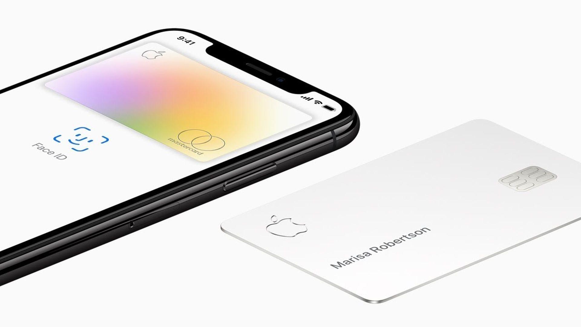 Nowa reklama przedstawiająca działanie Apple Card