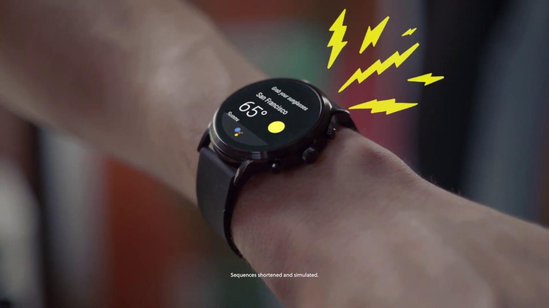 Nowe smartwatche Fossil z rozmowami z zegarka jak w Apple Watchu