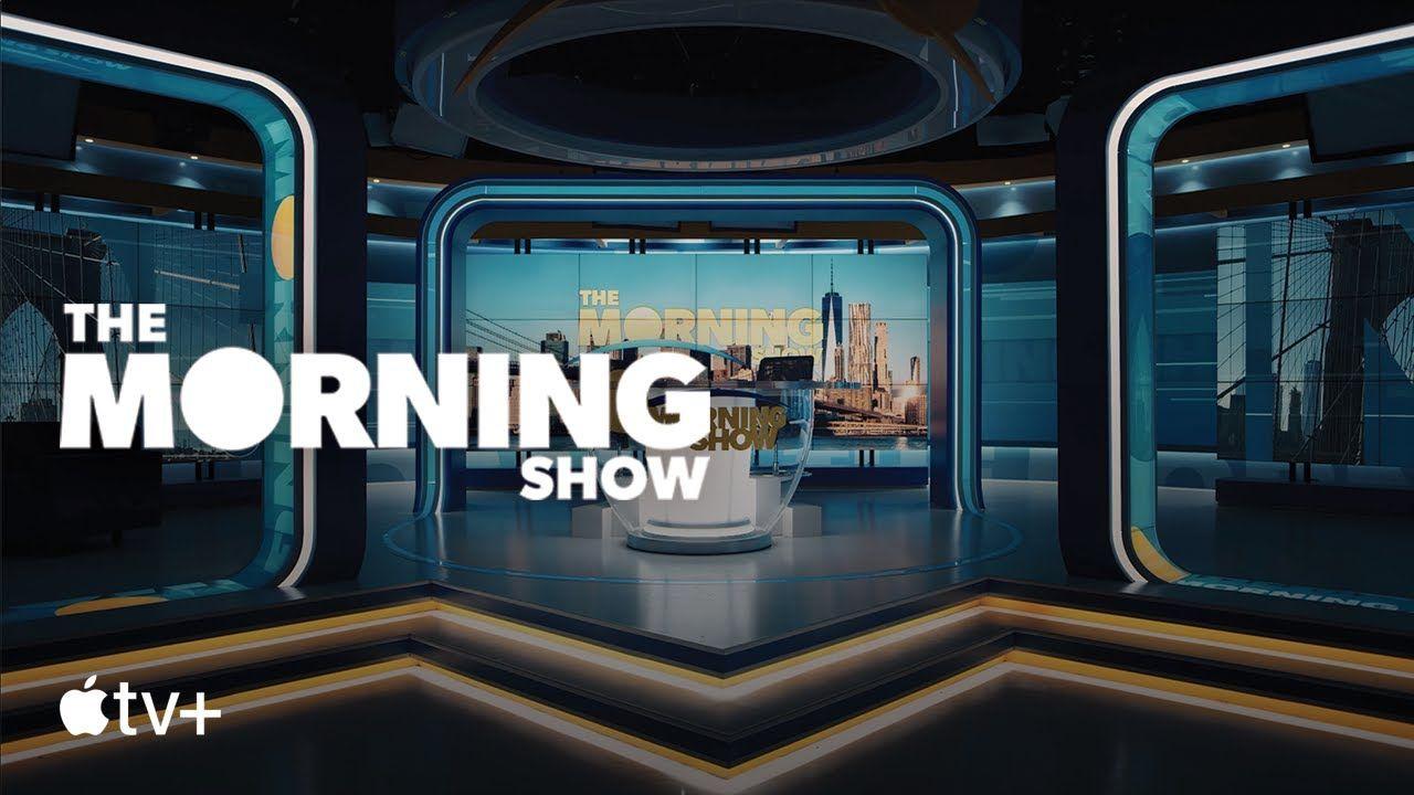 Zwiastun serialu The Morning Show, który dostępny będzie na Apple TV+