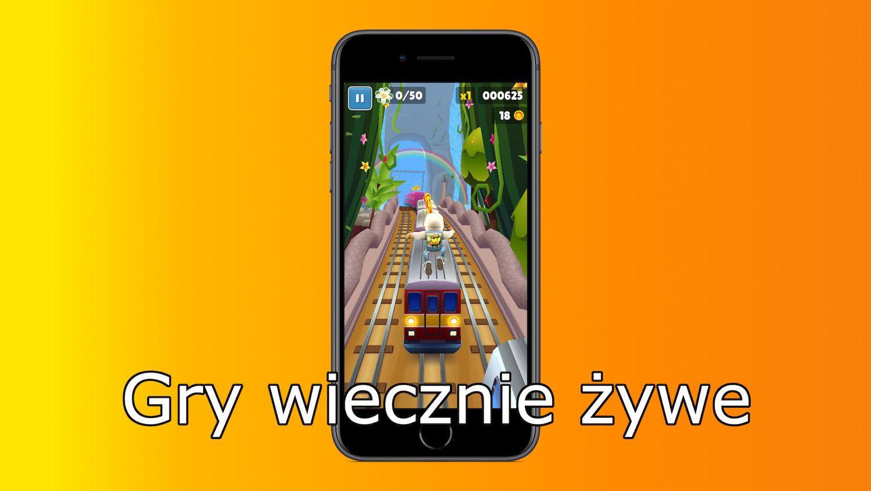 Przegląd gier z AppStore, które nadal się utrzymują i… Królują!