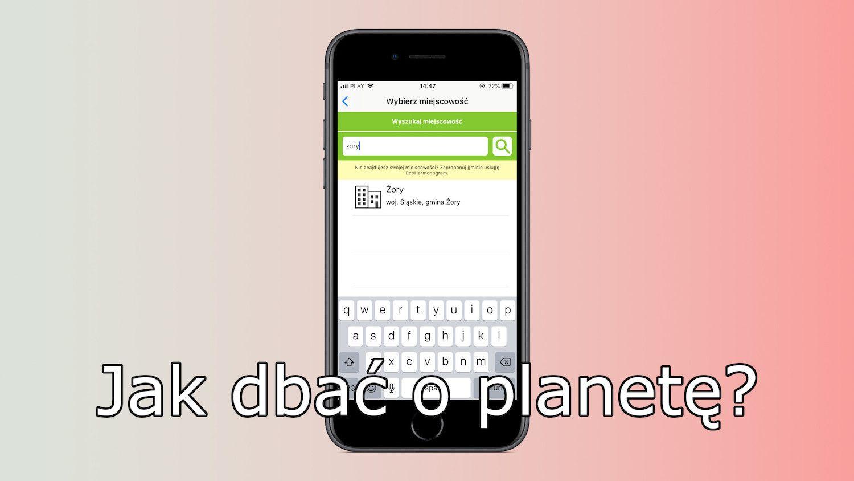 Jak dbać o planetę? – przegląd rozwiązań z AppStore