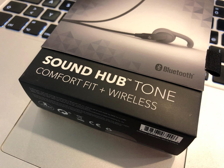 IFrogz Soundhub Tone Comfort Fit – tanie, uniwersalne słuchawki z łącznością bluetooth