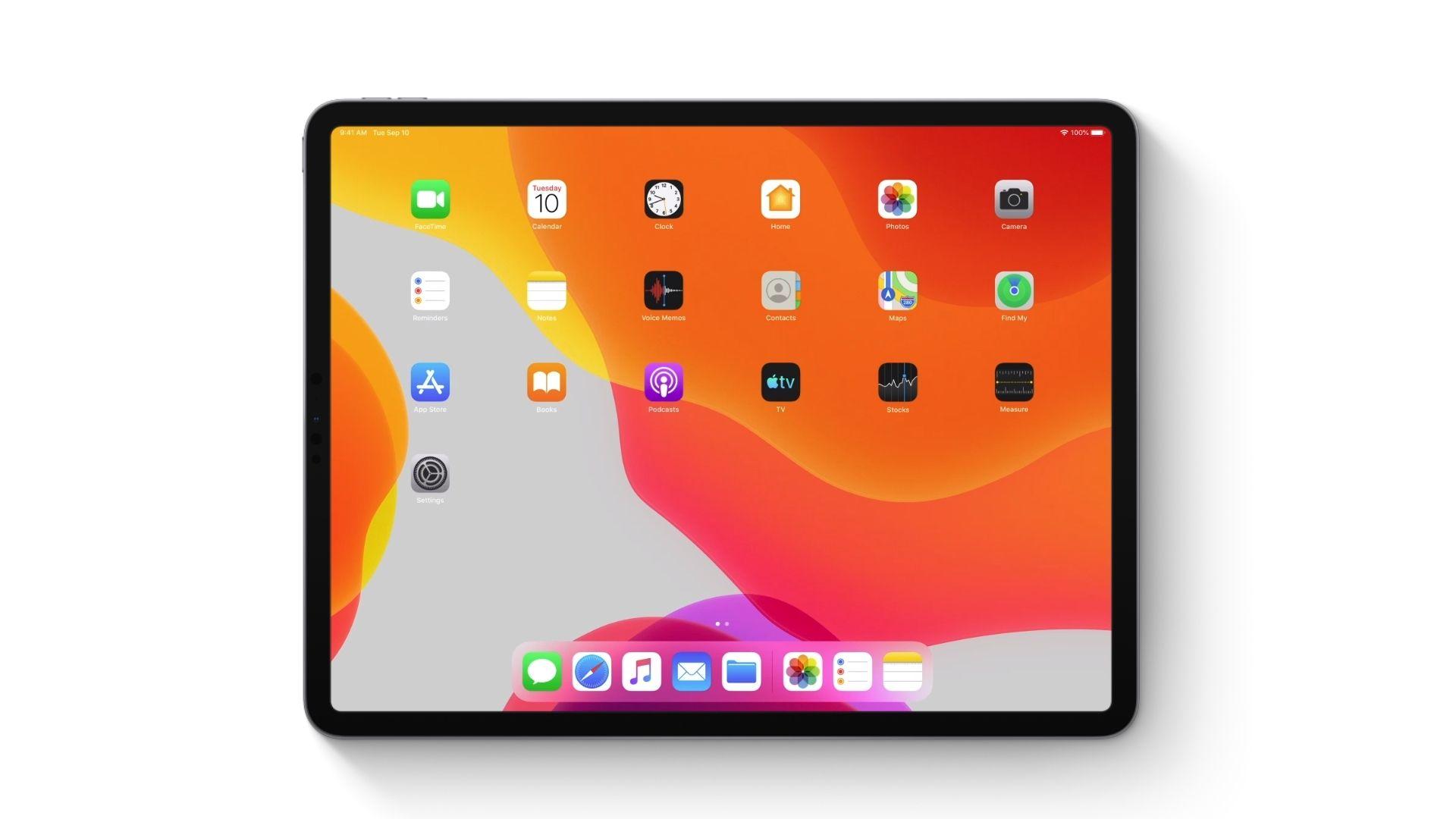 Firma Apple udostępniła pełną oficjalną wersje systemu iPadOS 14