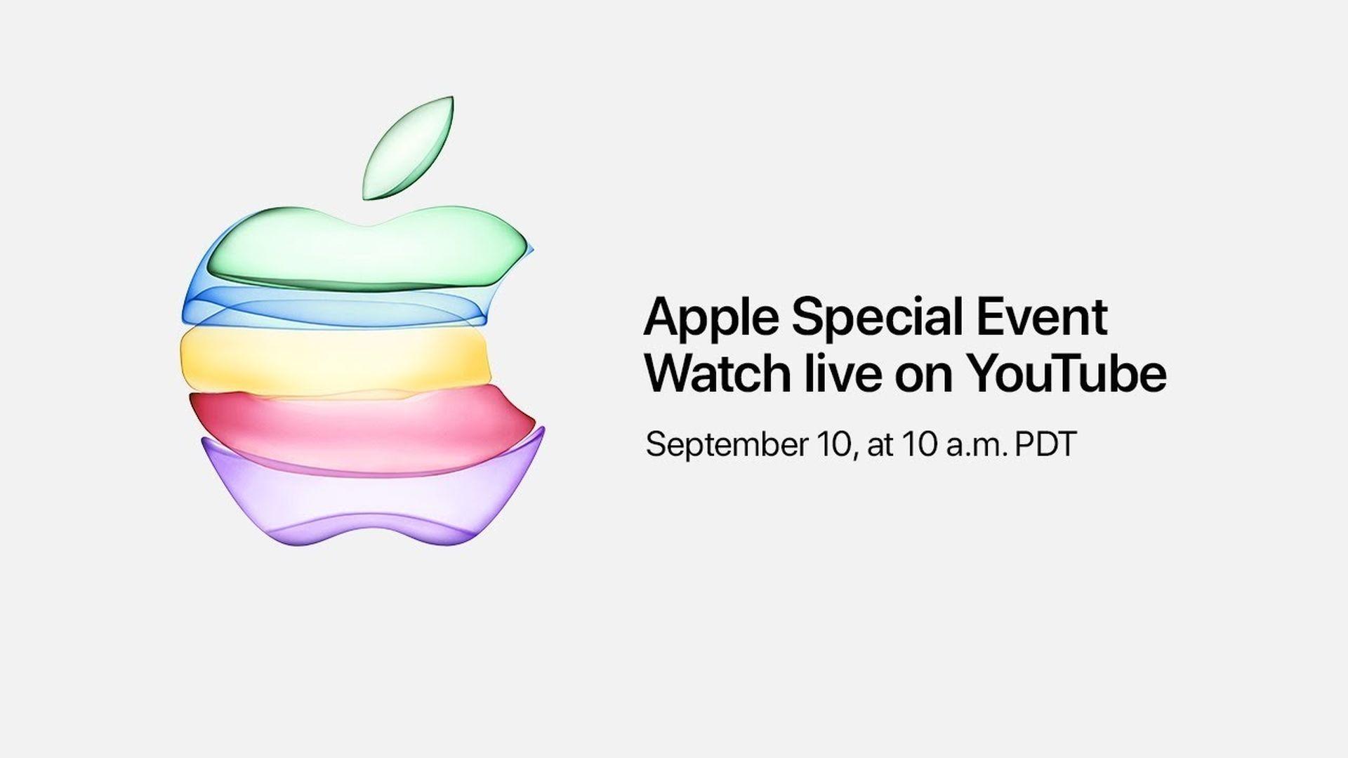 Konferencja Apple dostępna również w serwisie YouTube