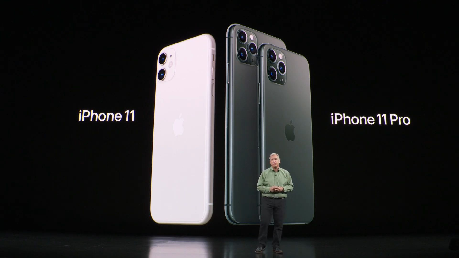 Pojemność baterii w iPhone'ach 11, 11 Pro i 11 Pro Max