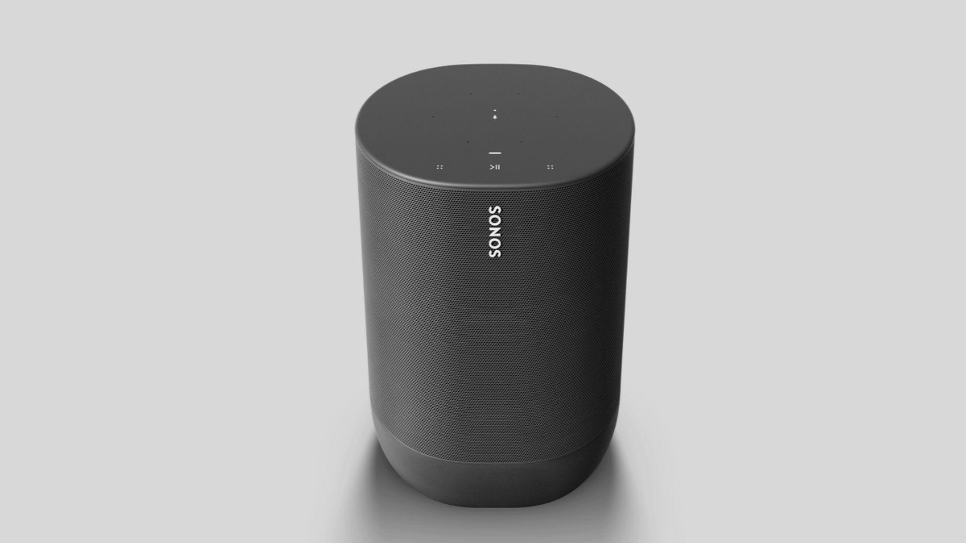 Pierwszy przenośny głośnik Bluetooth Sonos Move