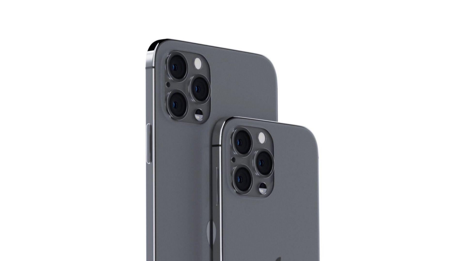 Prawdopodobny wygląd przyszłorocznego iPhone'a XII Pro