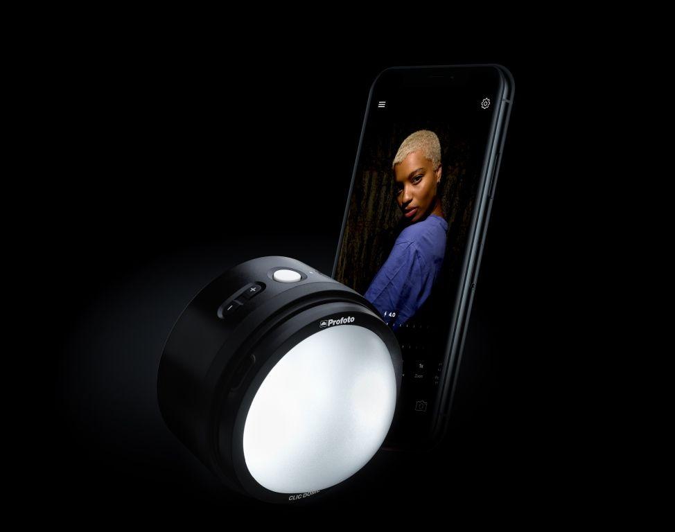 Profoto C1 i C1 Plus – profesjonalne, kompaktowe lampy studyjne dla smartfonowych fotografów