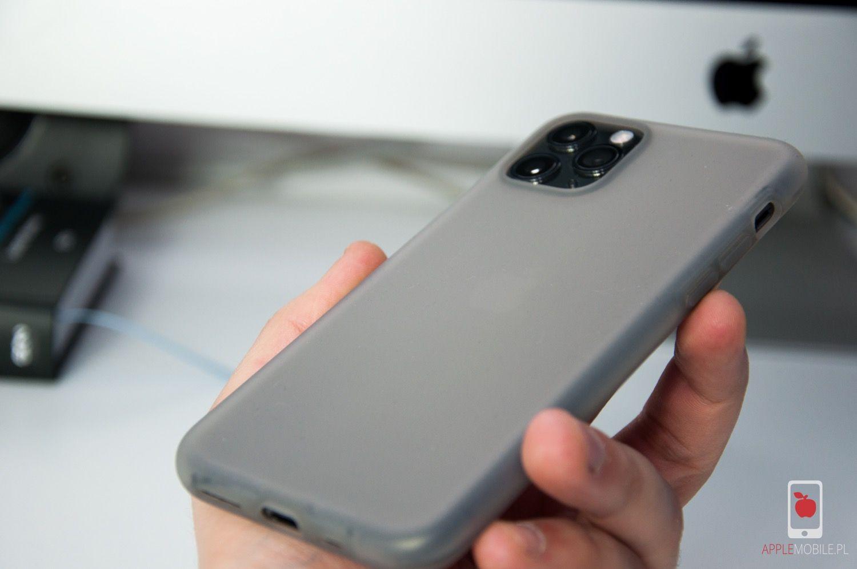 Etui Baseus JELLY Liquid Silica Gel dla iPhone 11 Pro – niska cena zaskakuje, jakość wzbudza zainteresowanie.