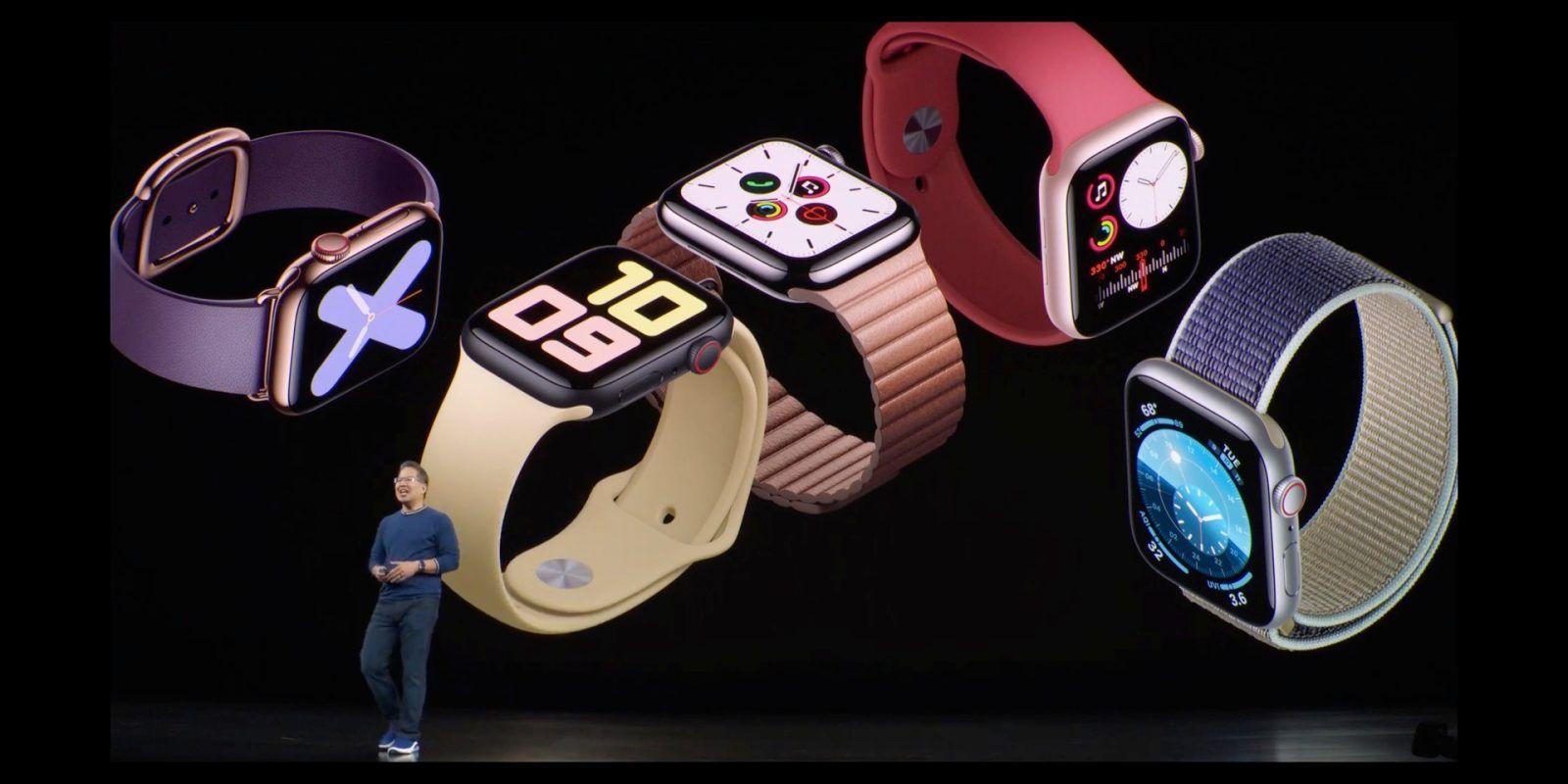 Apple Watch Series 4 vs Series 5 – który zegarek wybrać? Warto wymieniać na nowszy model?