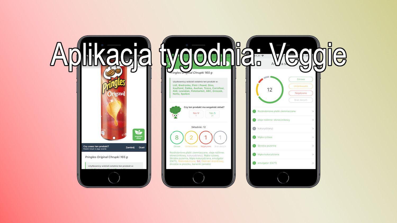 #13 Aplikacja tygodnia – Veggie, czyli niezbędnik każdego weganina (i nie tylko!)