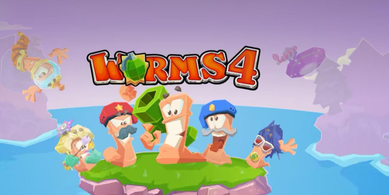 Worms 4 dostępne w świetnej cenie!