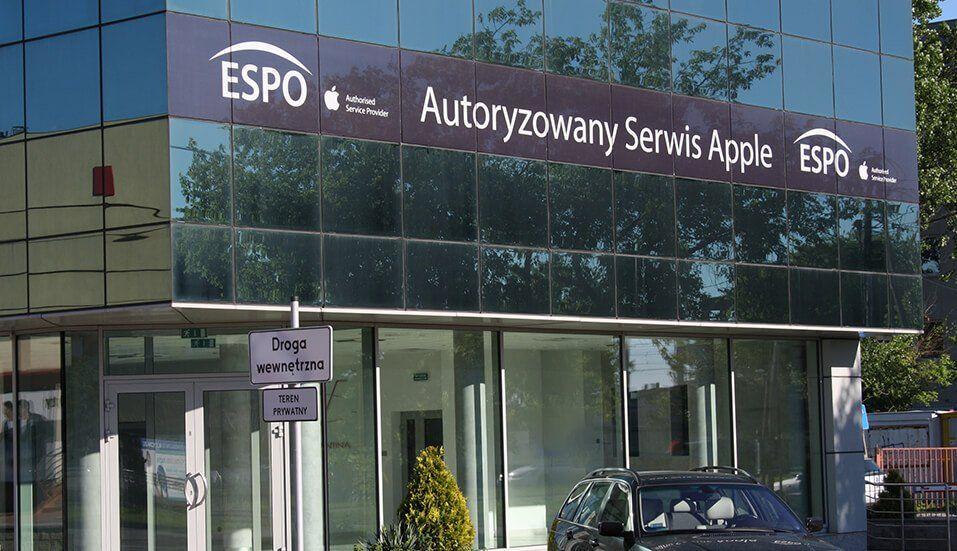 ESPO – Autoryzowany Serwis Apple z Warszawy