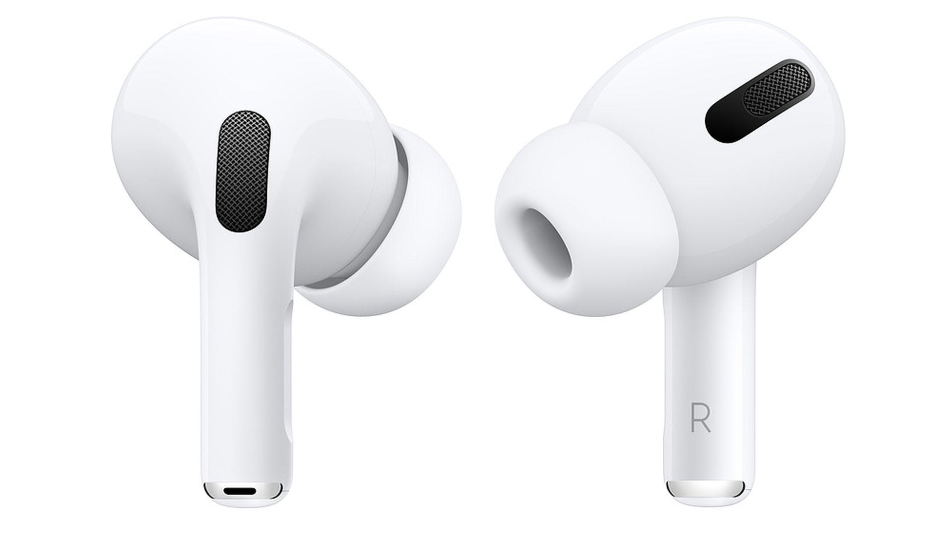 AirPods Pro posiada lepszy dźwięk przez ulepszone opóźnienie Bluetooth