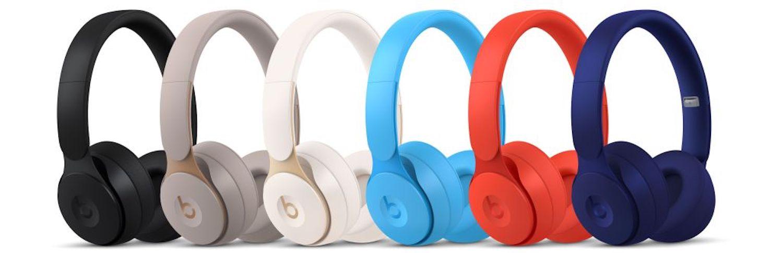 Apple odświeża słuchawki Solo!
