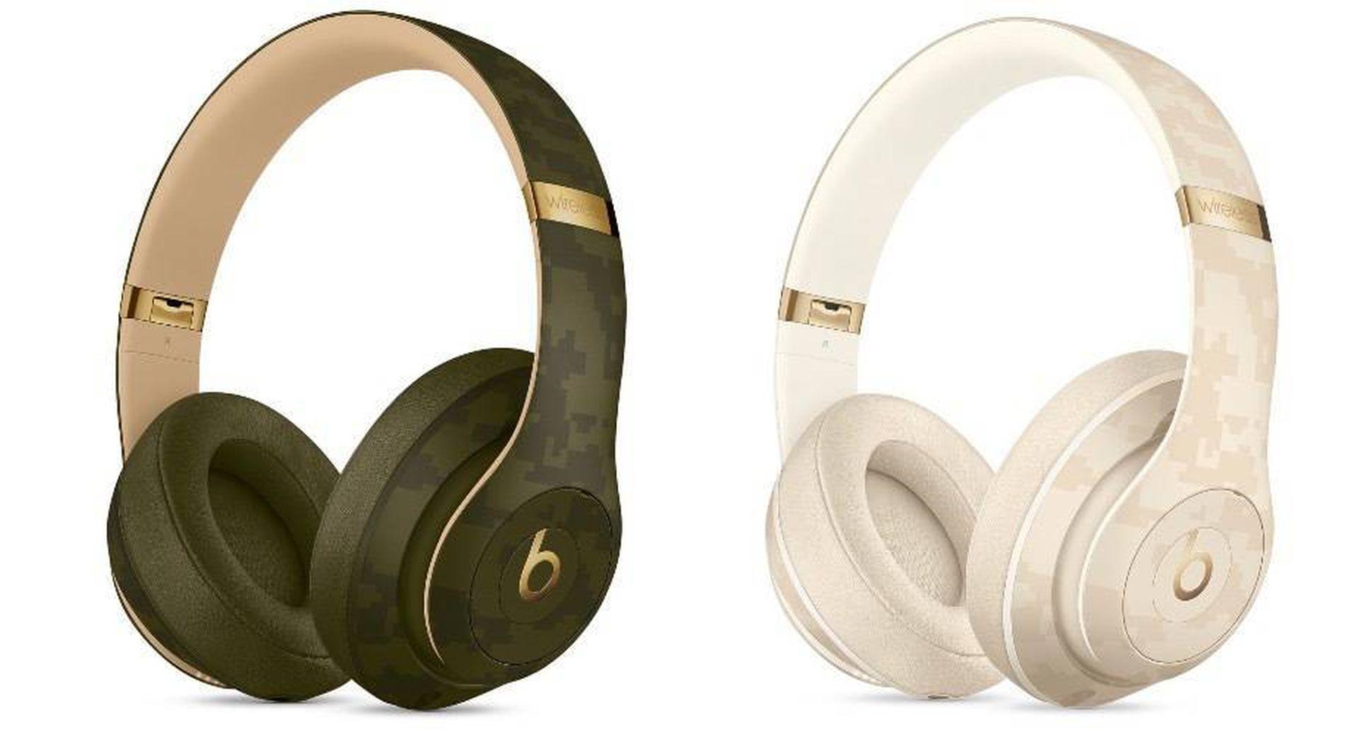 Dostępne nowe kolorystyczne wersje słuchawek Beats