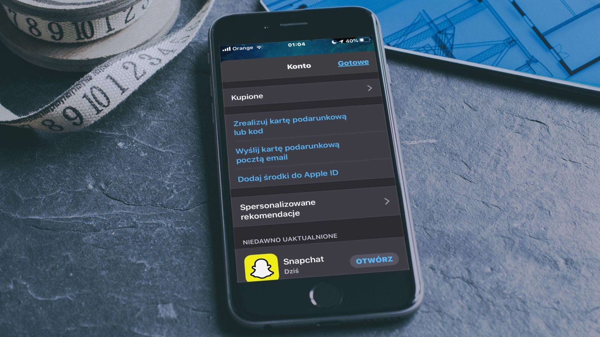 Jak uzyskać szybki dostęp do aktualizacji App Store?