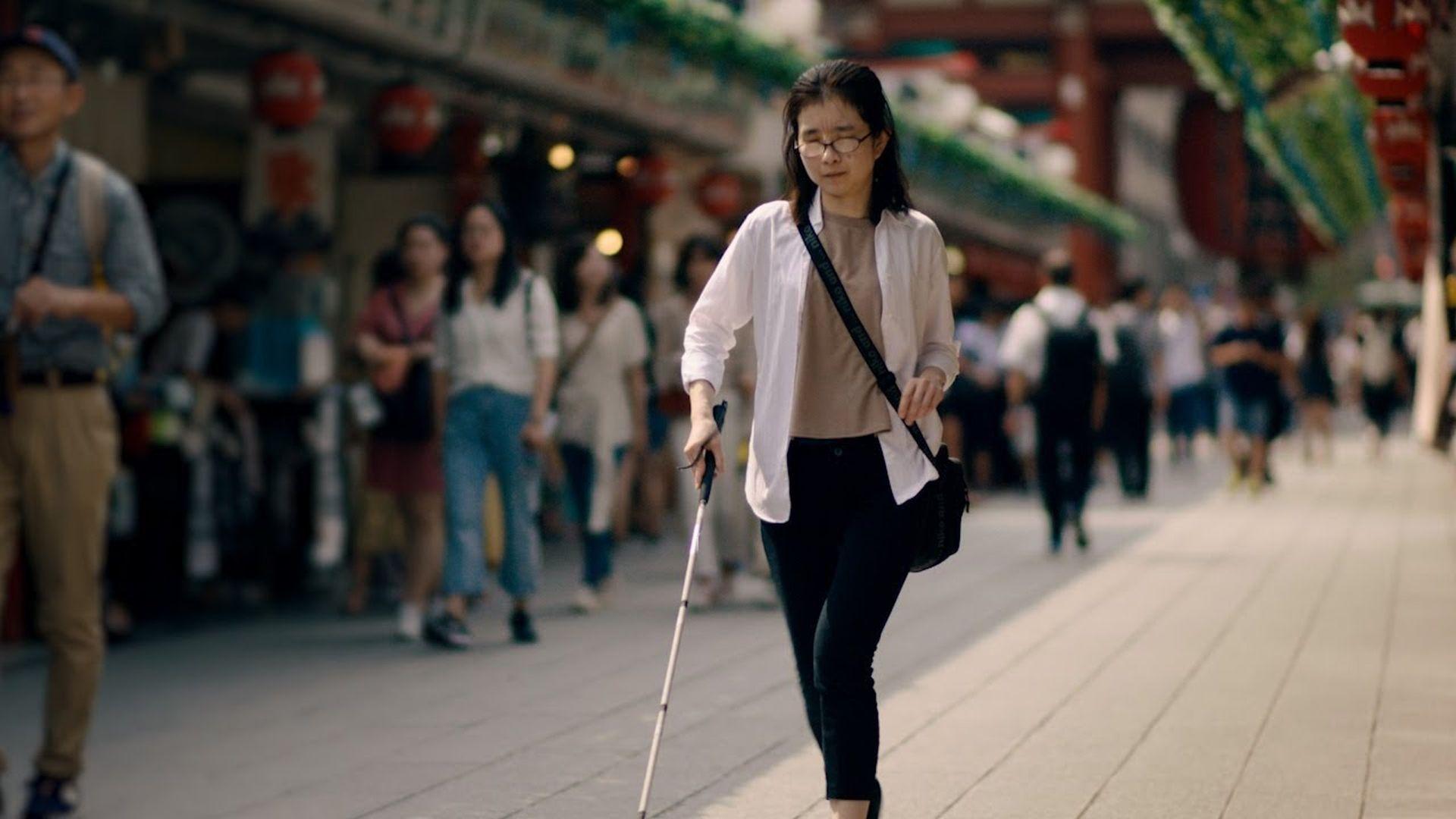 Mapy od Google z nową funkcją dla osób niewidomych